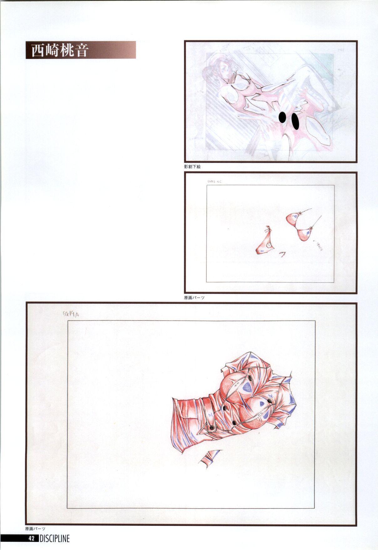 Discipline Artbook 42