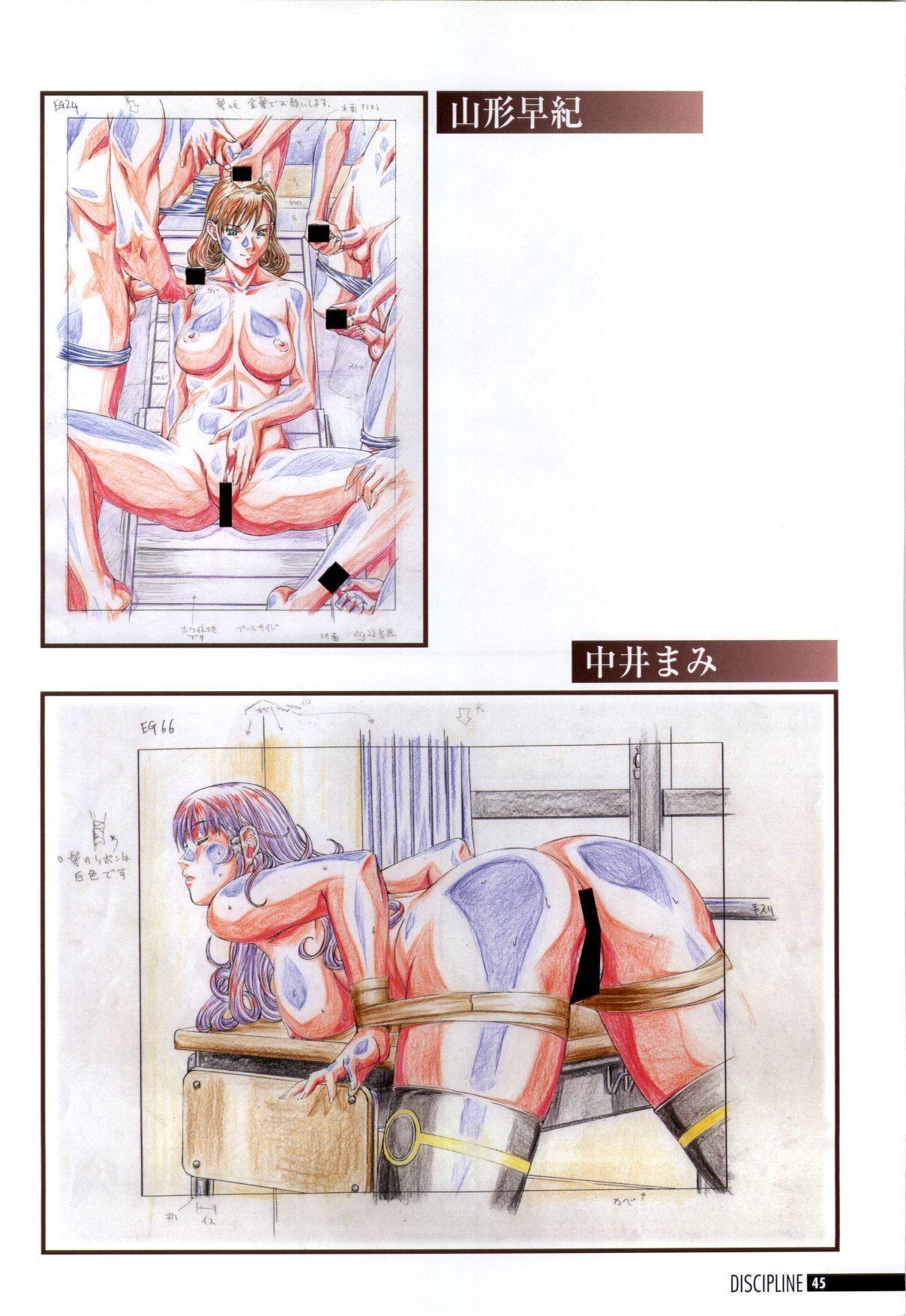 Discipline Artbook 45