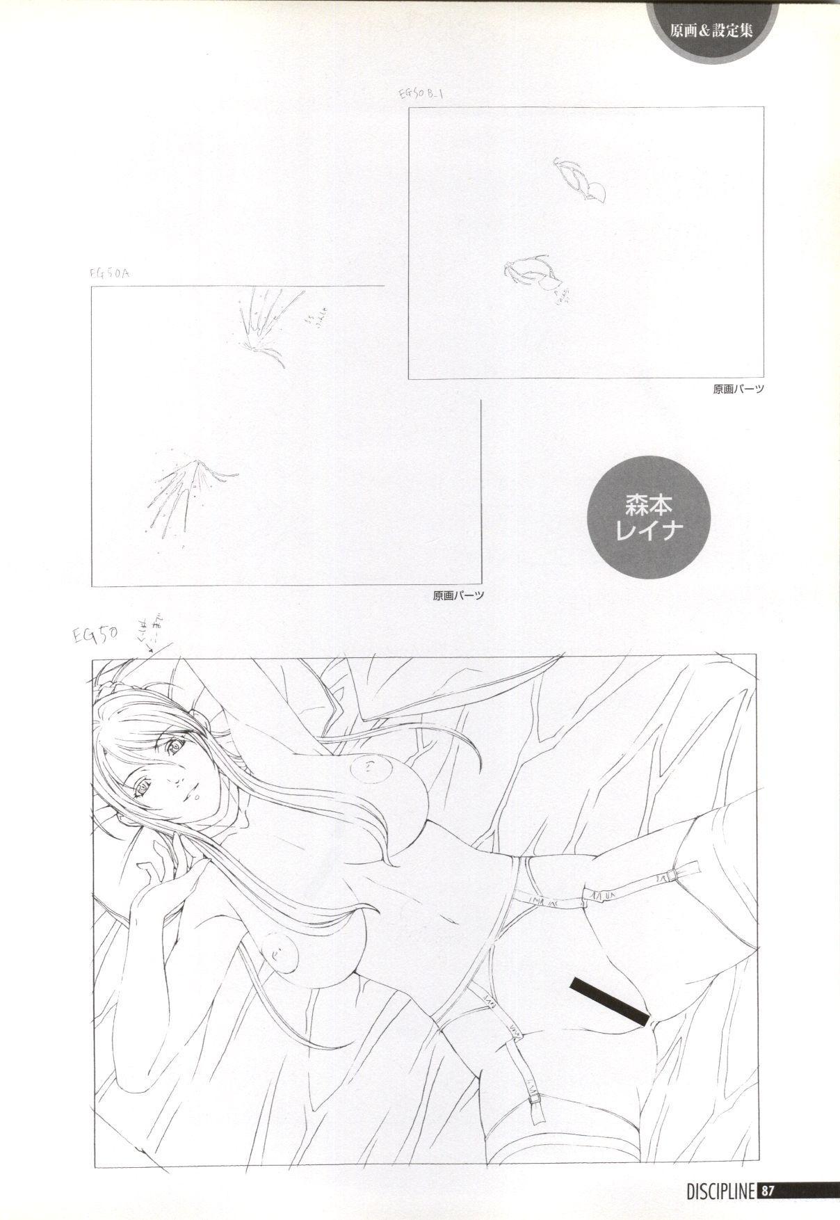Discipline Artbook 87