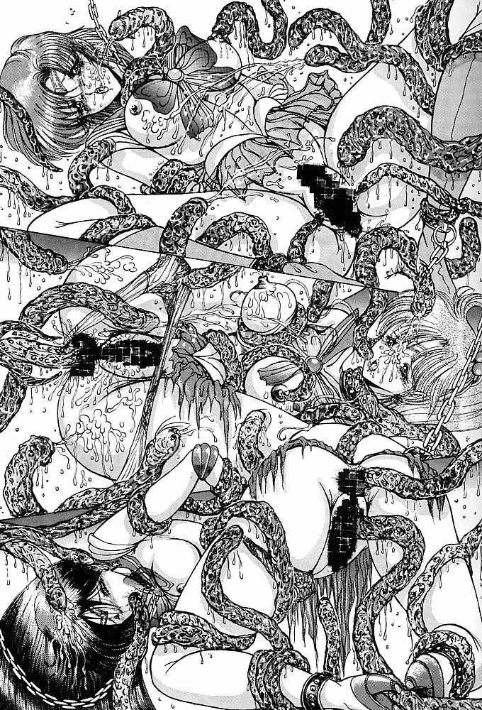 Rakugaki Trap Saikyou Muteki Alpha 13