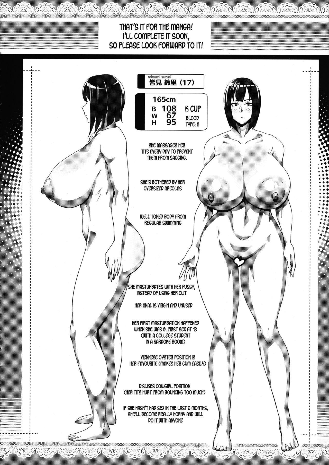 Minami-san Sensational 6