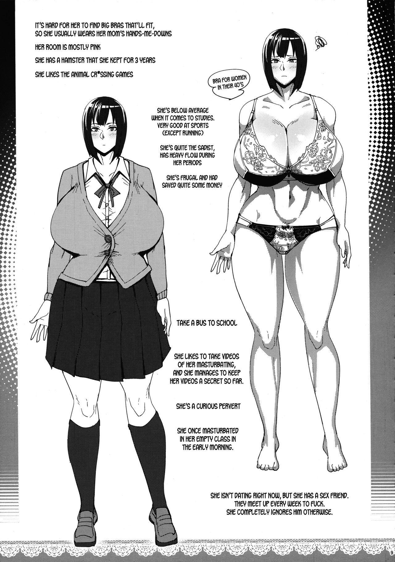 Minami-san Sensational 7
