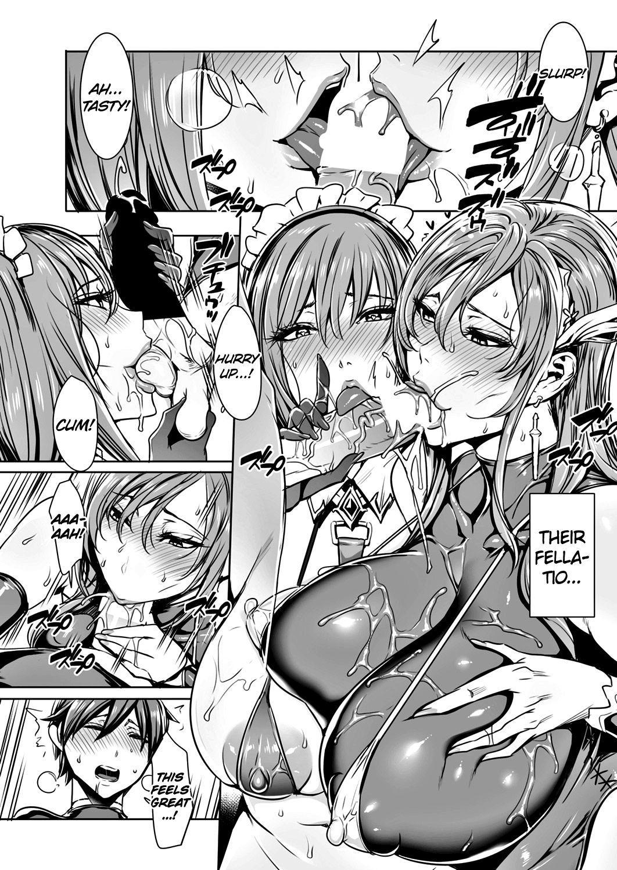 Ippai Itte ne, Yuusha-sama   Please Cum Lots ♪ Lord Hero ♥ 139