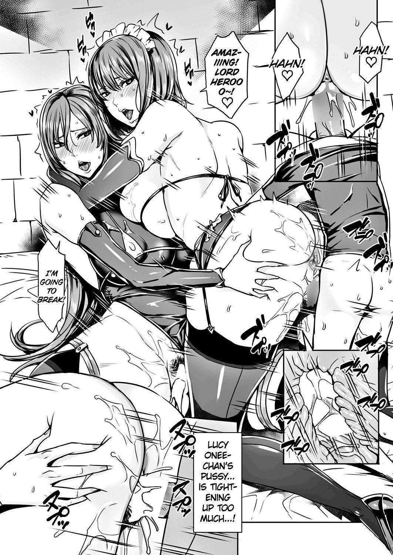 Ippai Itte ne, Yuusha-sama   Please Cum Lots ♪ Lord Hero ♥ 145
