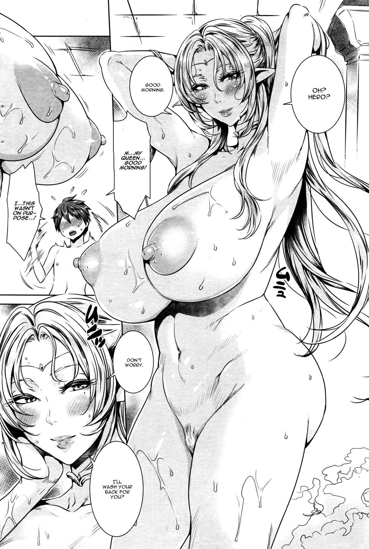Ippai Itte ne, Yuusha-sama   Please Cum Lots ♪ Lord Hero ♥ 20