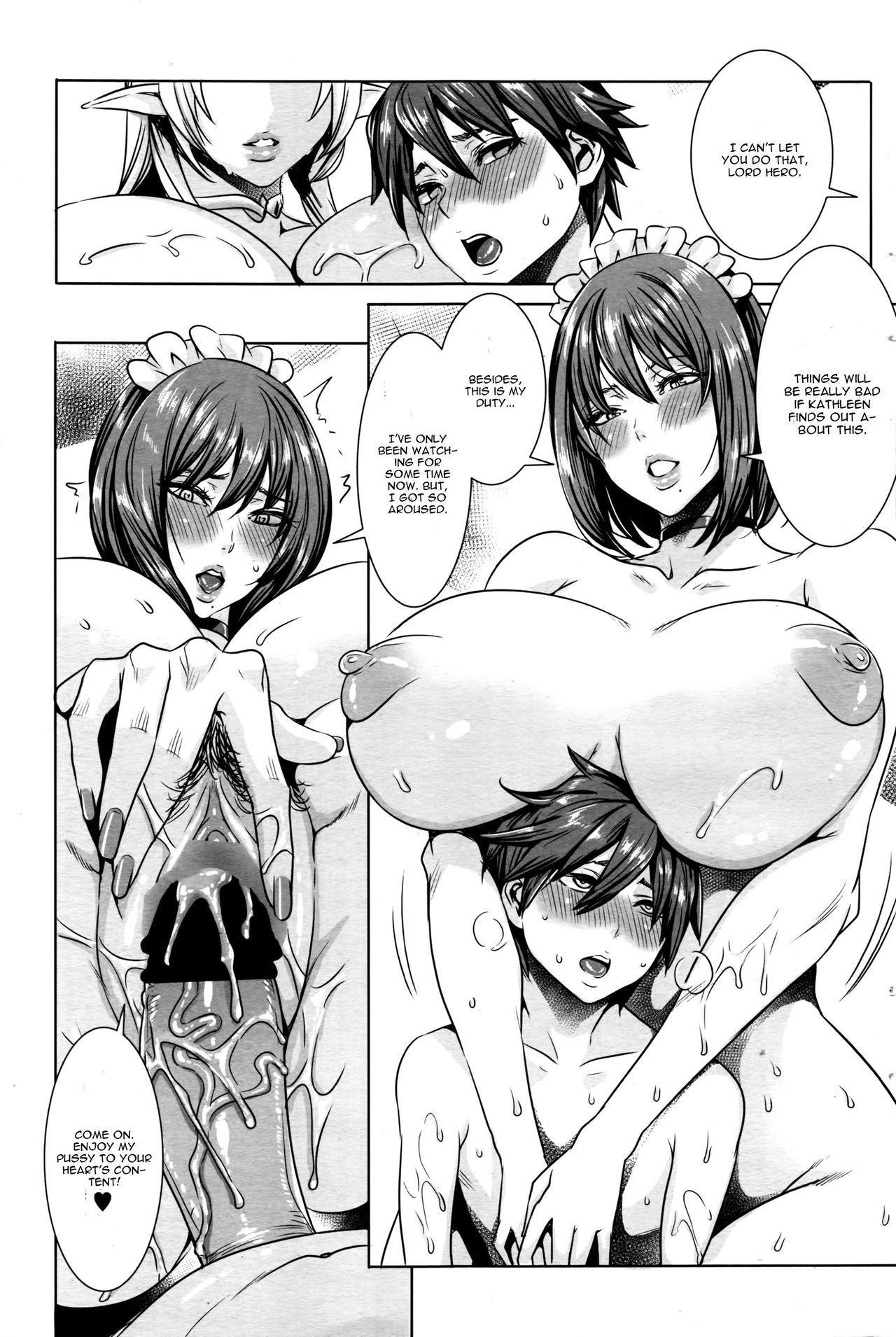 Ippai Itte ne, Yuusha-sama   Please Cum Lots ♪ Lord Hero ♥ 27