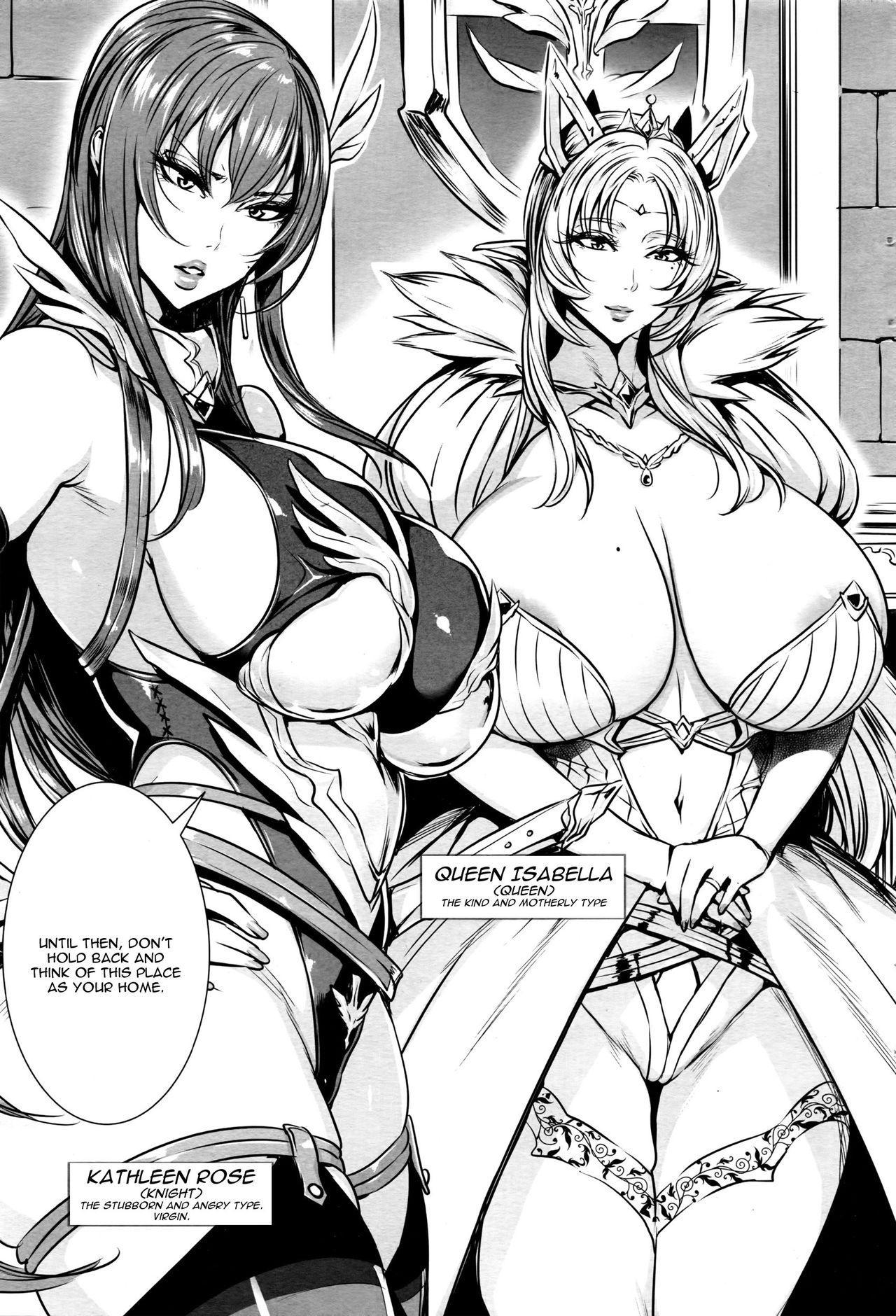 Ippai Itte ne, Yuusha-sama   Please Cum Lots ♪ Lord Hero ♥ 3