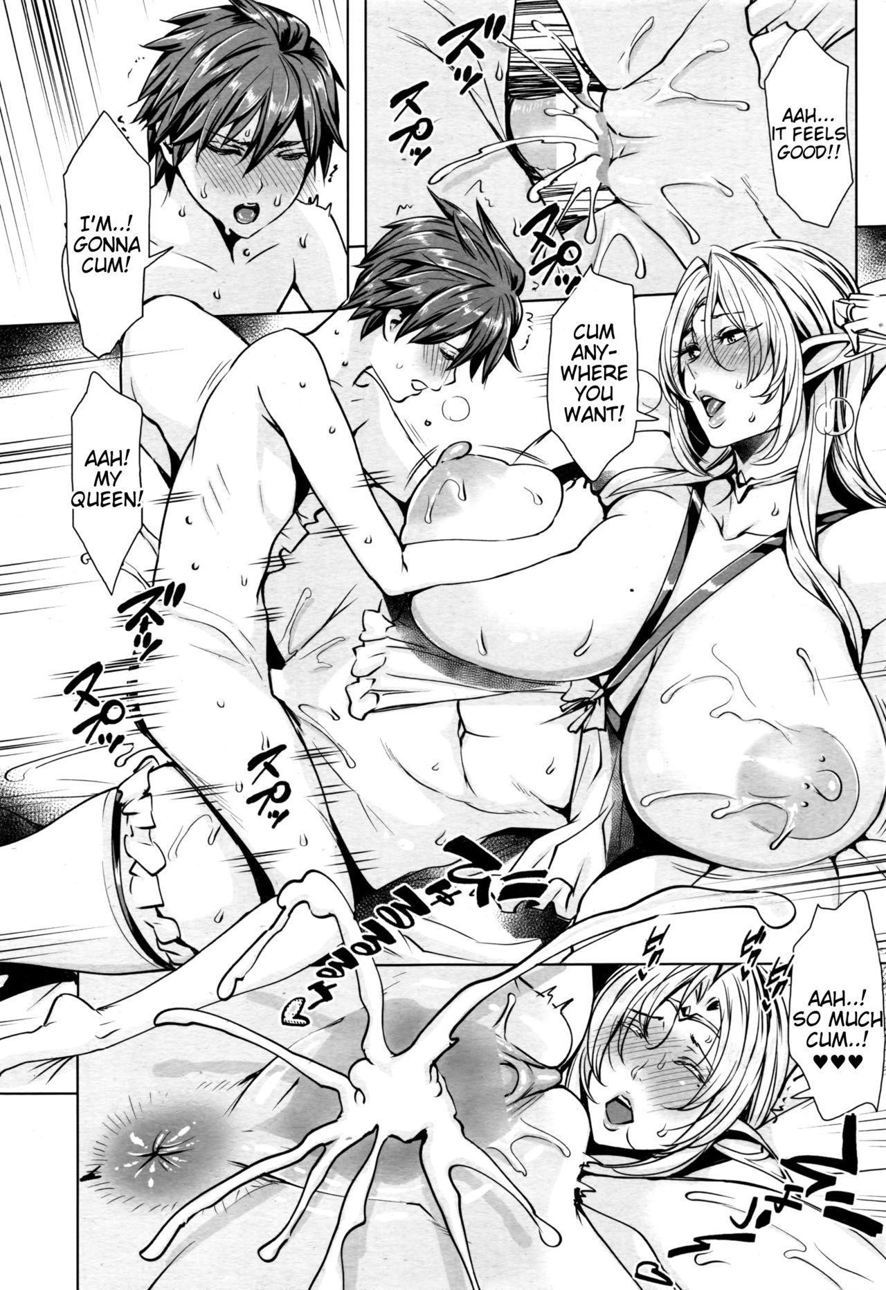 Ippai Itte ne, Yuusha-sama   Please Cum Lots ♪ Lord Hero ♥ 62
