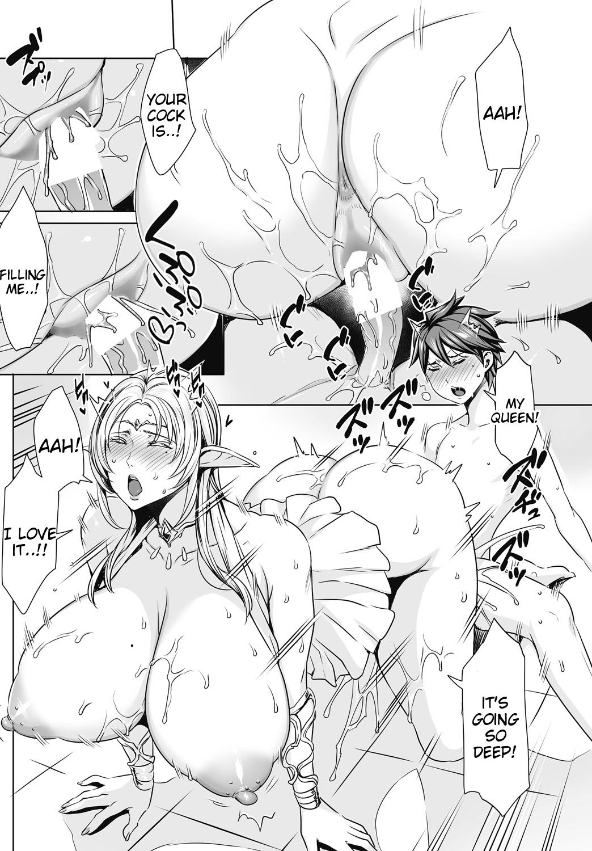Ippai Itte ne, Yuusha-sama   Please Cum Lots ♪ Lord Hero ♥ 95