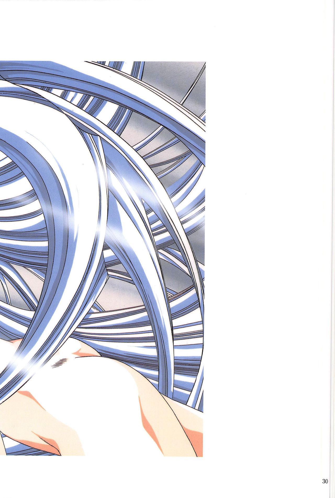 Venus Urushihara Satoshi Illustration Shuu 29