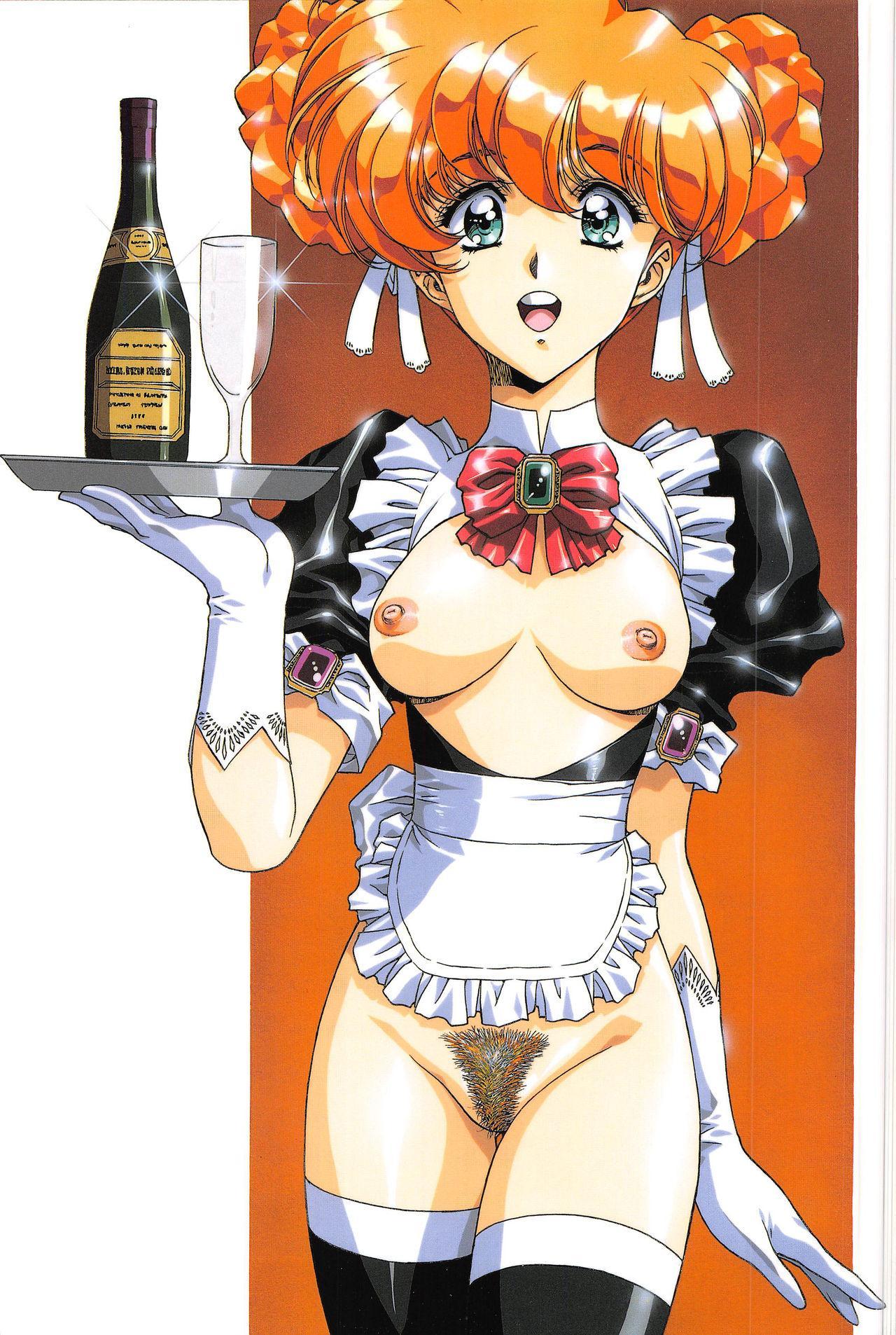 Venus Urushihara Satoshi Illustration Shuu 43