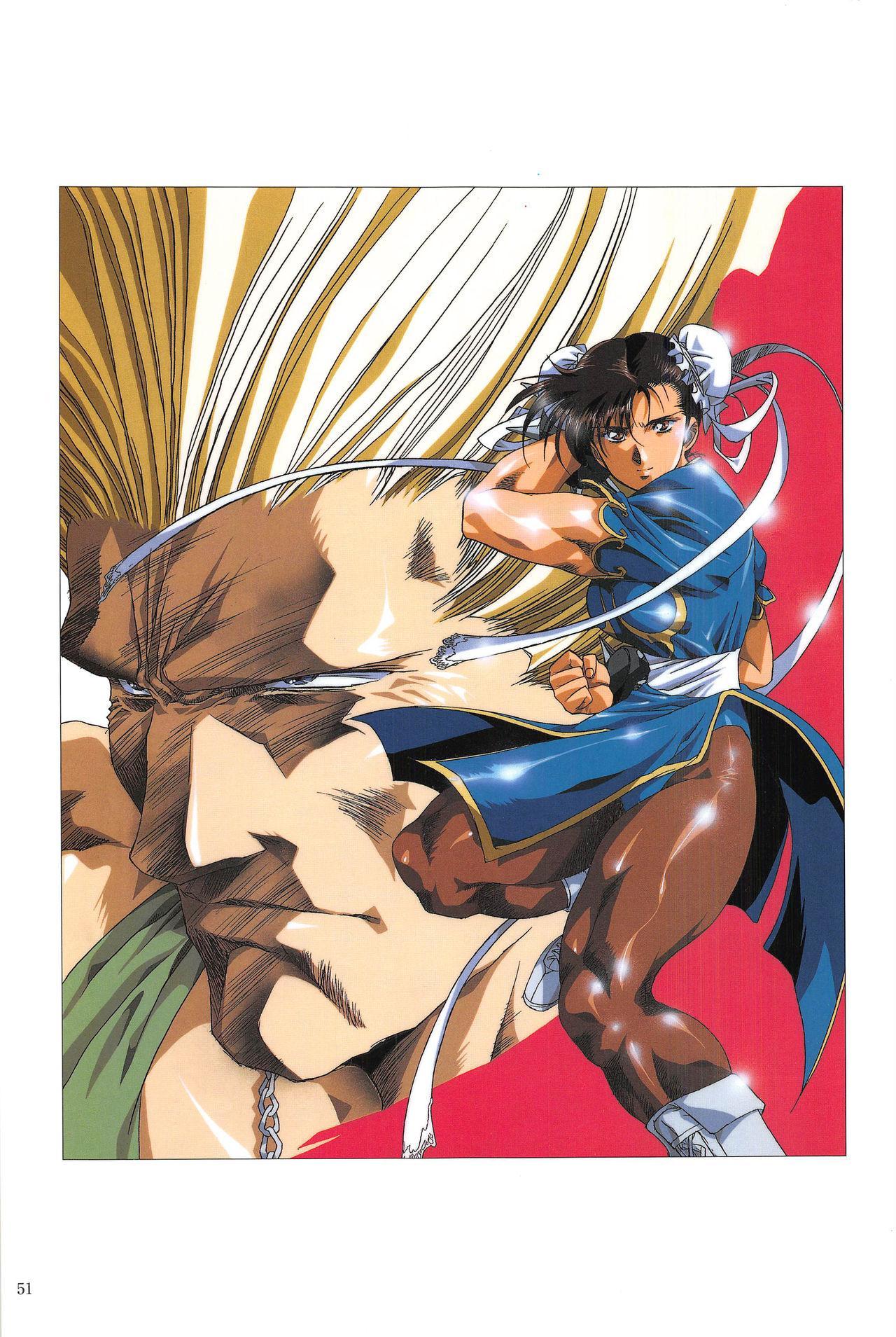 Venus Urushihara Satoshi Illustration Shuu 50