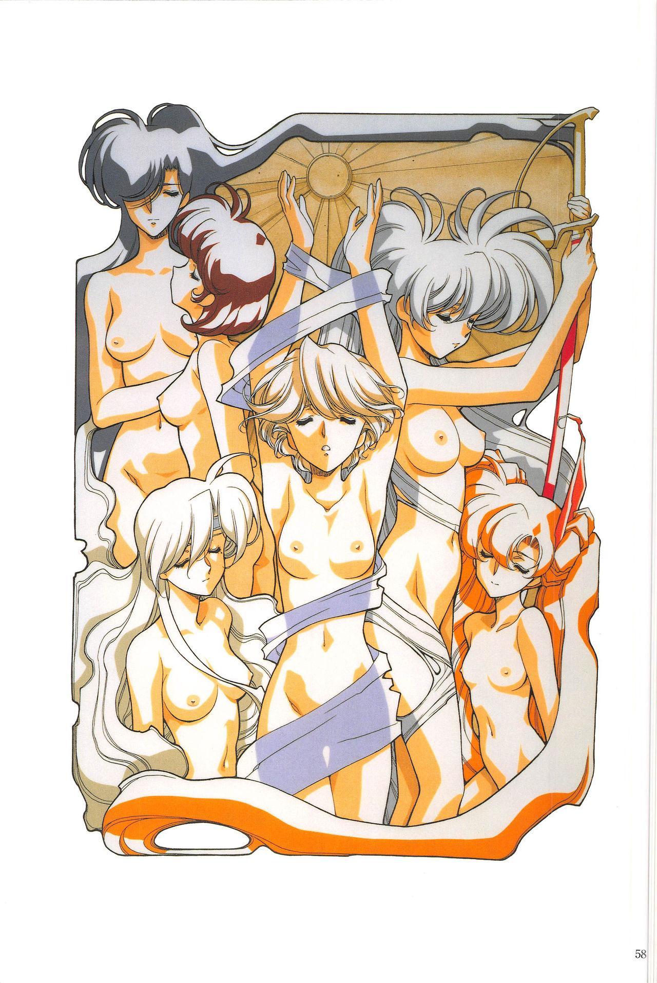 Venus Urushihara Satoshi Illustration Shuu 57