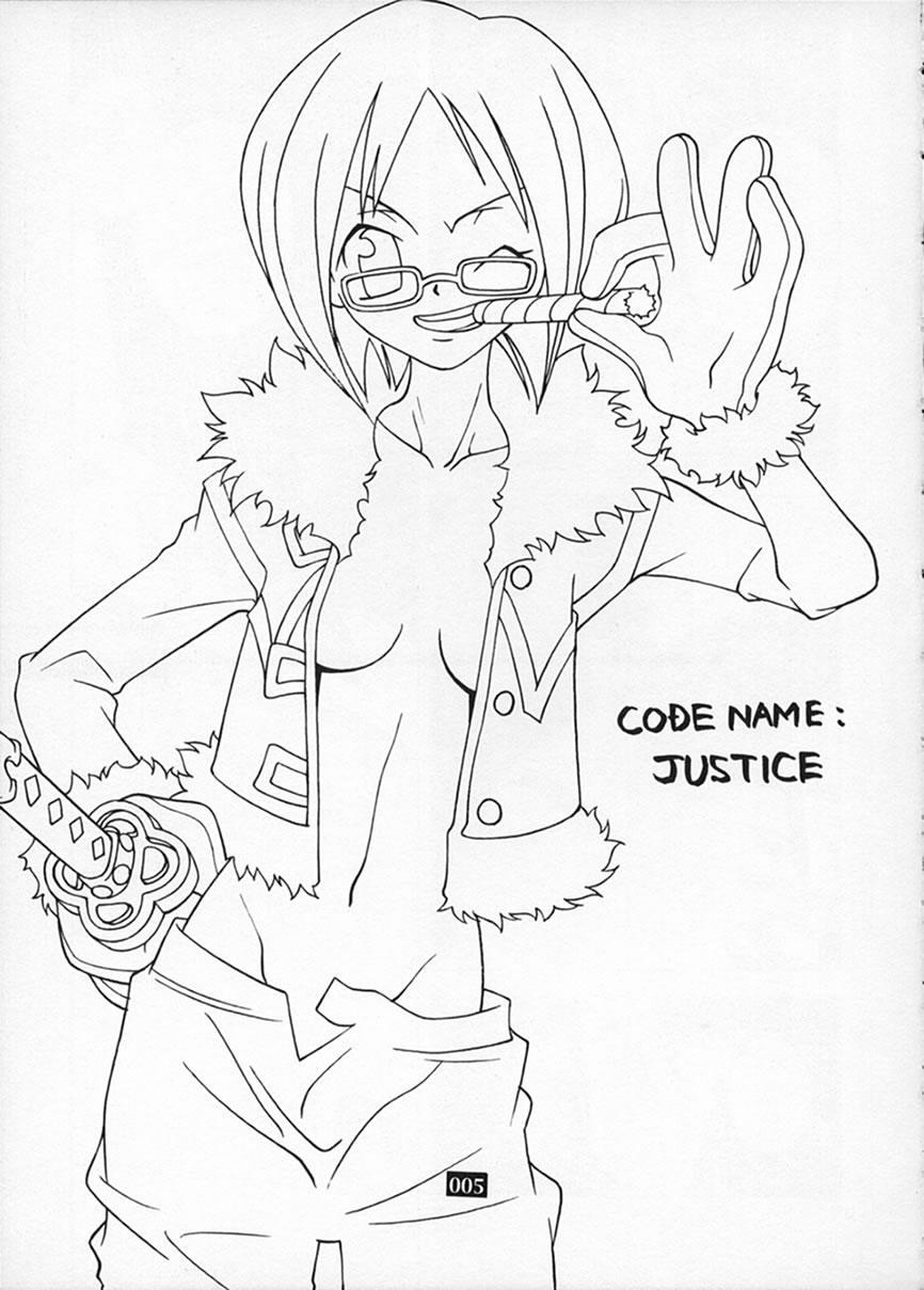 CODENAME: JUSTICE 3