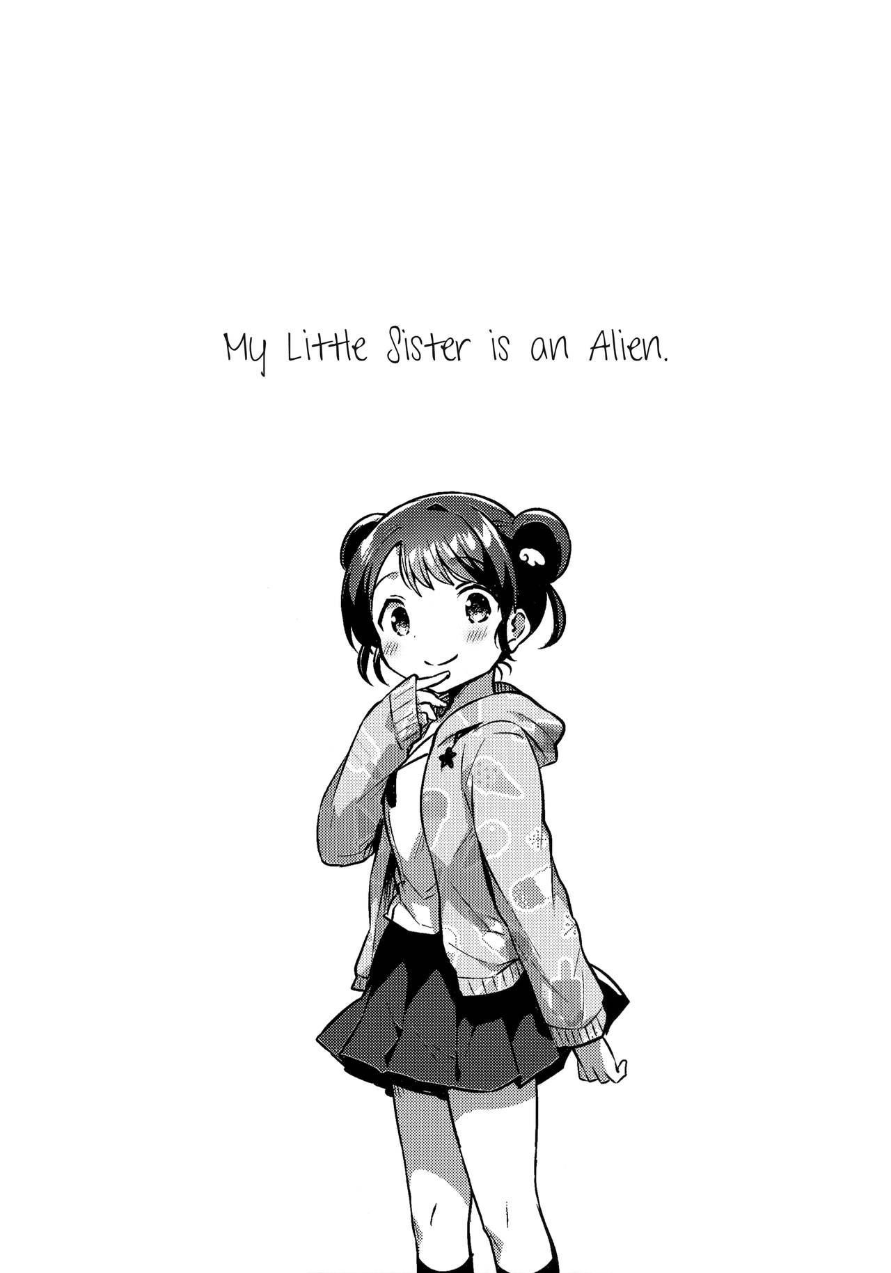 Imouto wa Alien   My Little Sister Is an Alien. 3