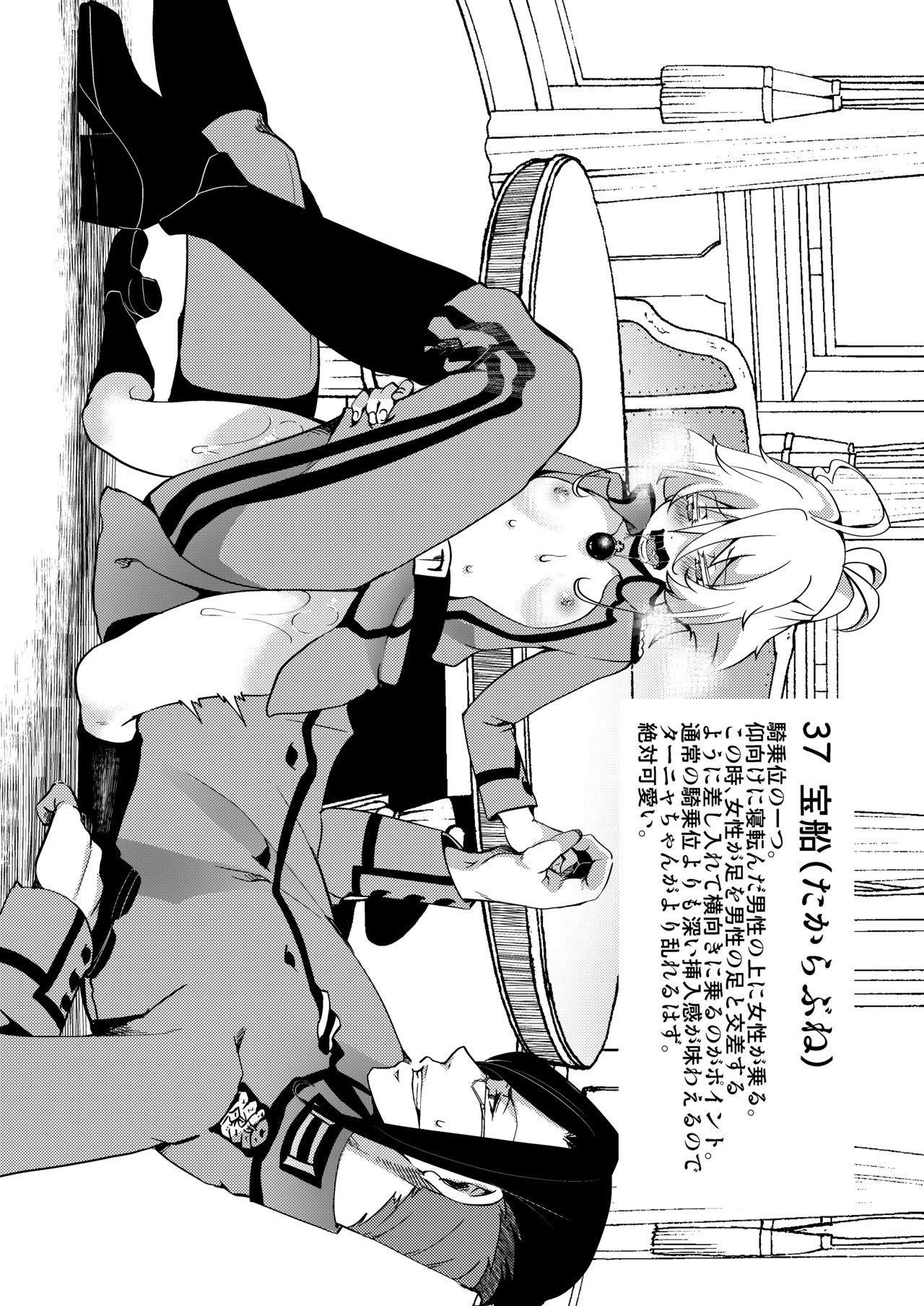 Teikoku Gokuhi Shiryou Shijuuhatte Shinansho 37