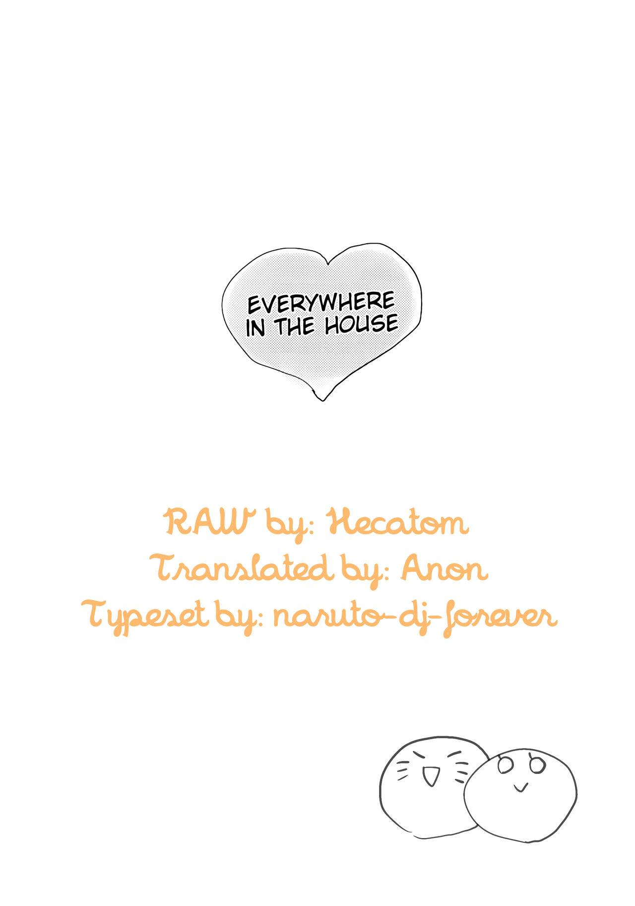 Ouchi no Achikochi | Everywhere in the house 7