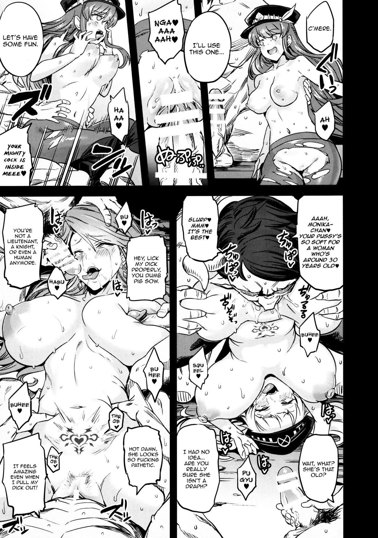 Saimin Mesubuta Kikuudan | Pig Sow Crew Hypnosis 29