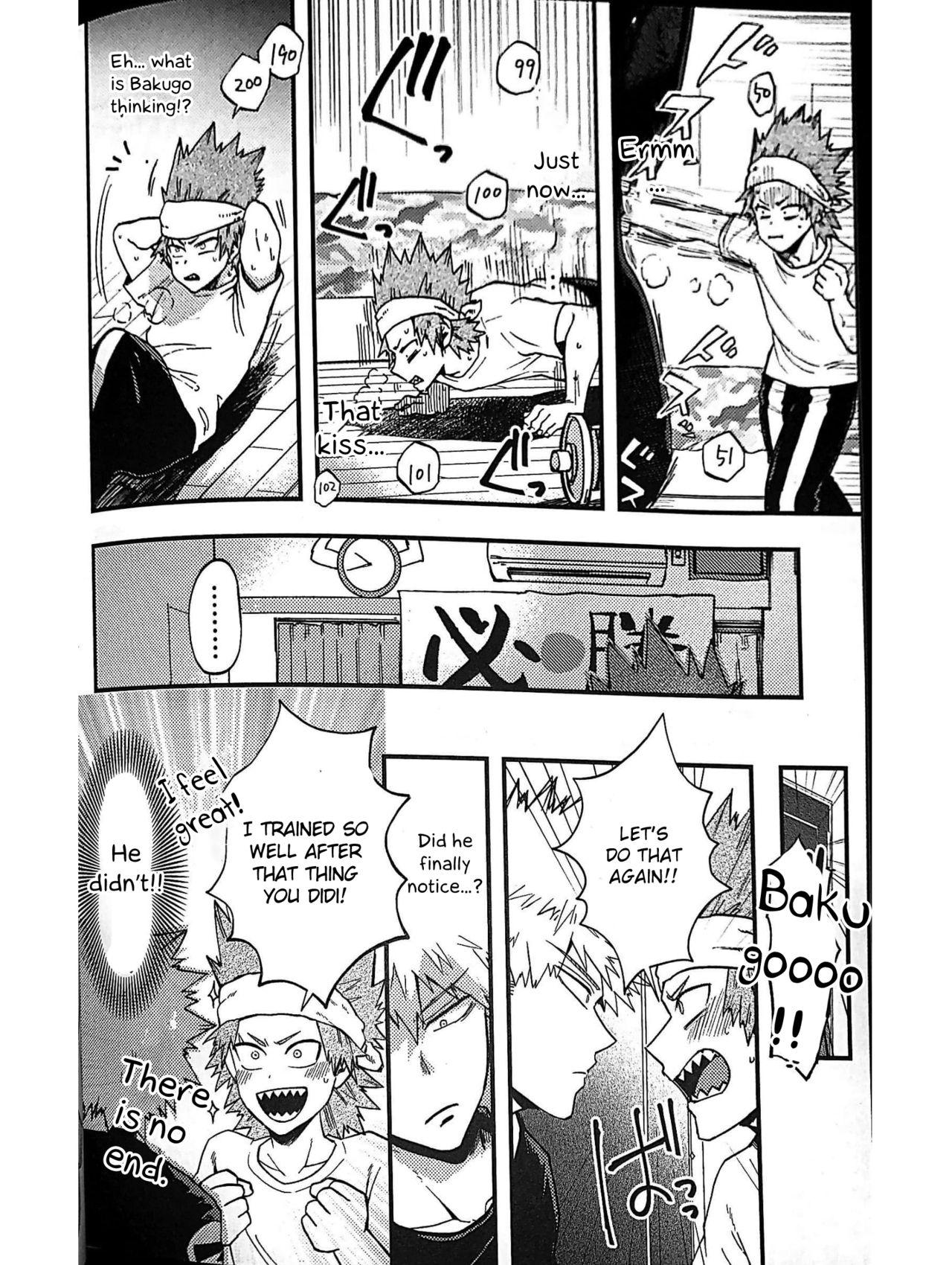 Igaito Niattenzo Bakugo! 24