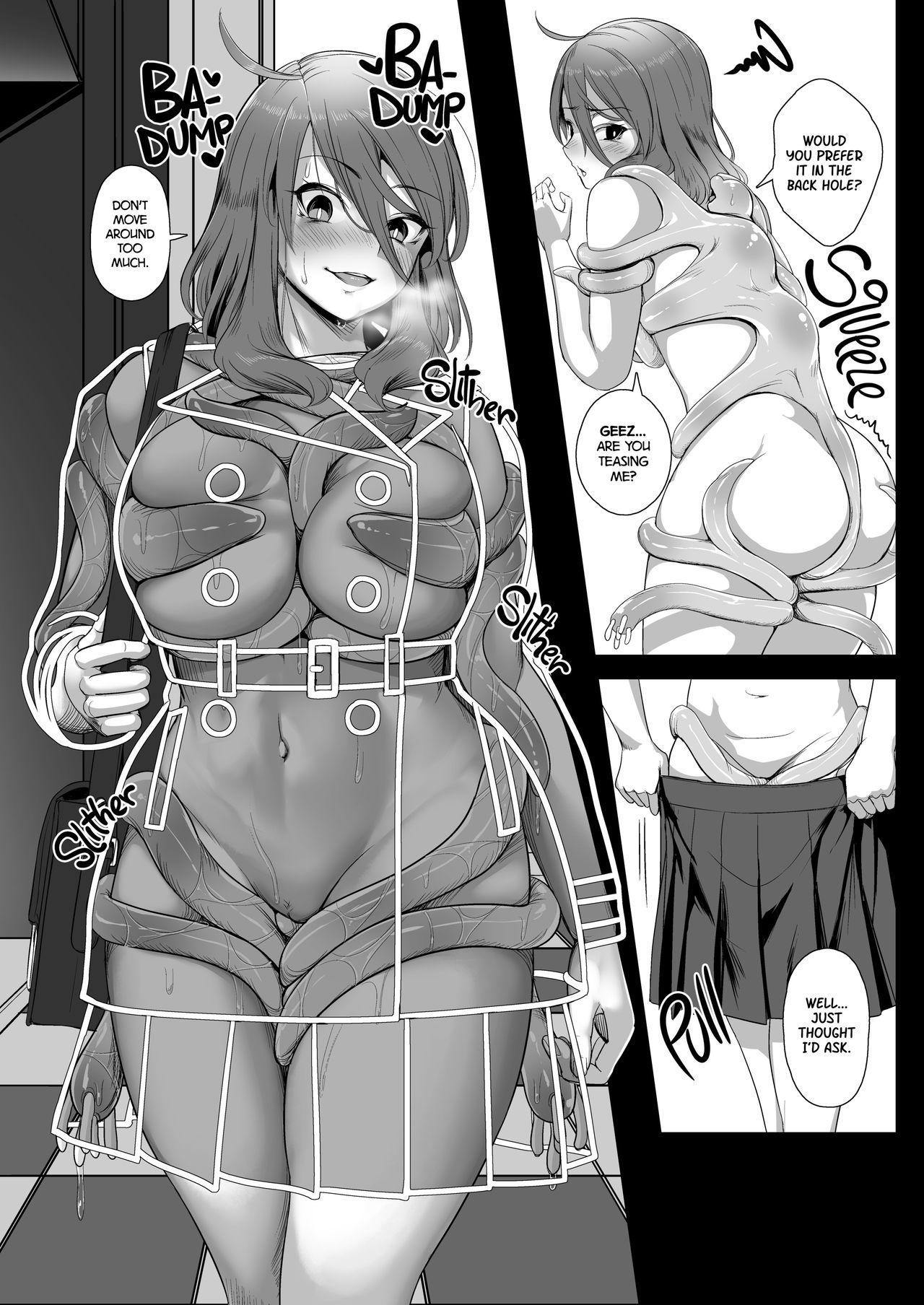 Igyo no Kimi to | The Strange Creature and I 32