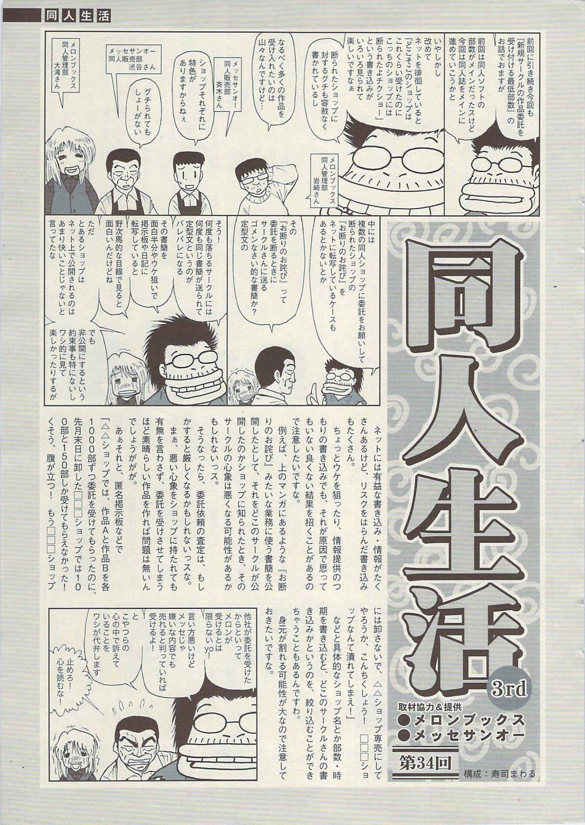 COMIC Sigma Vol.34 256