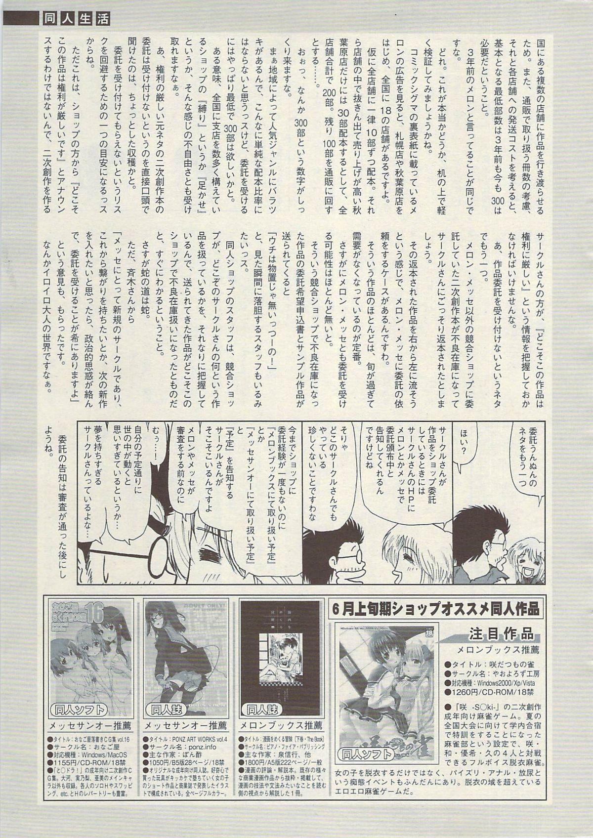 COMIC Sigma Vol.34 260
