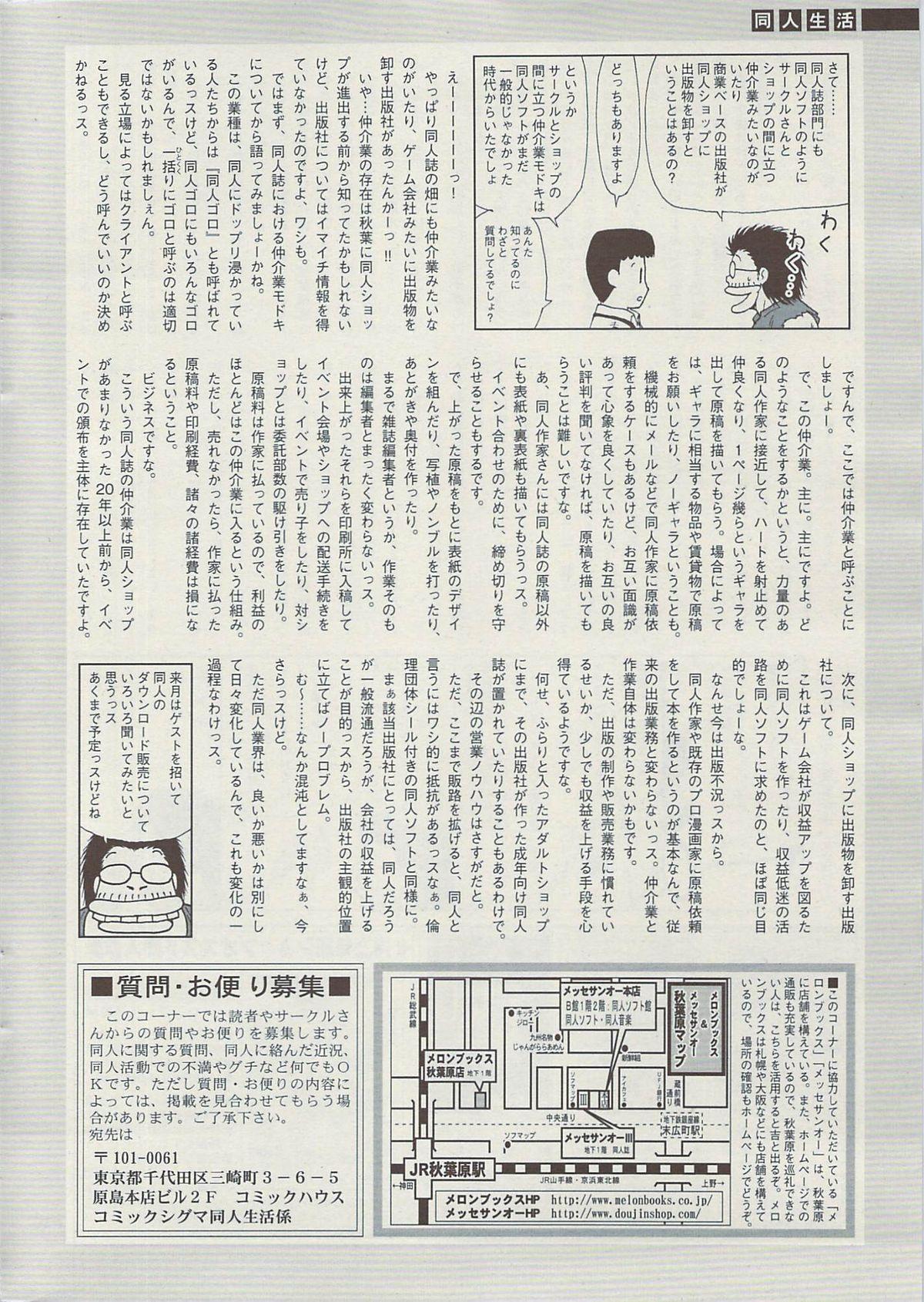 COMIC Sigma Vol.34 261