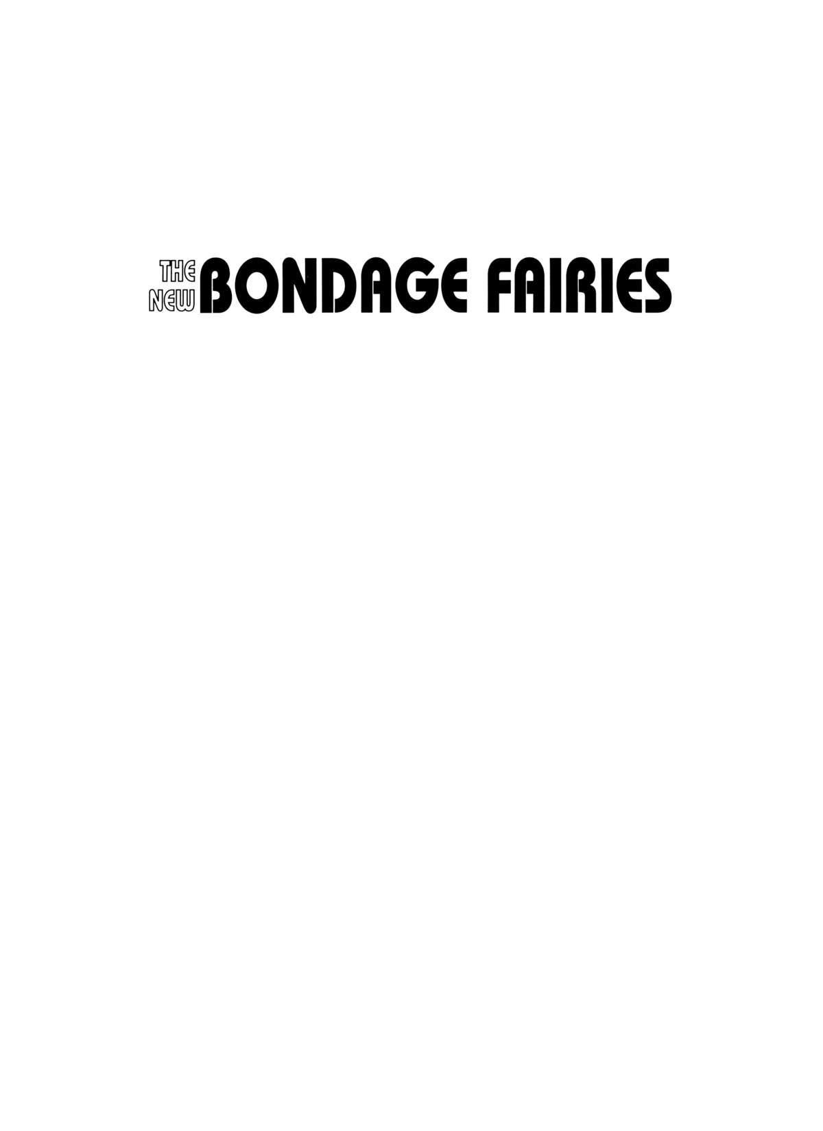 The New Bondage Fairies - Book One 1