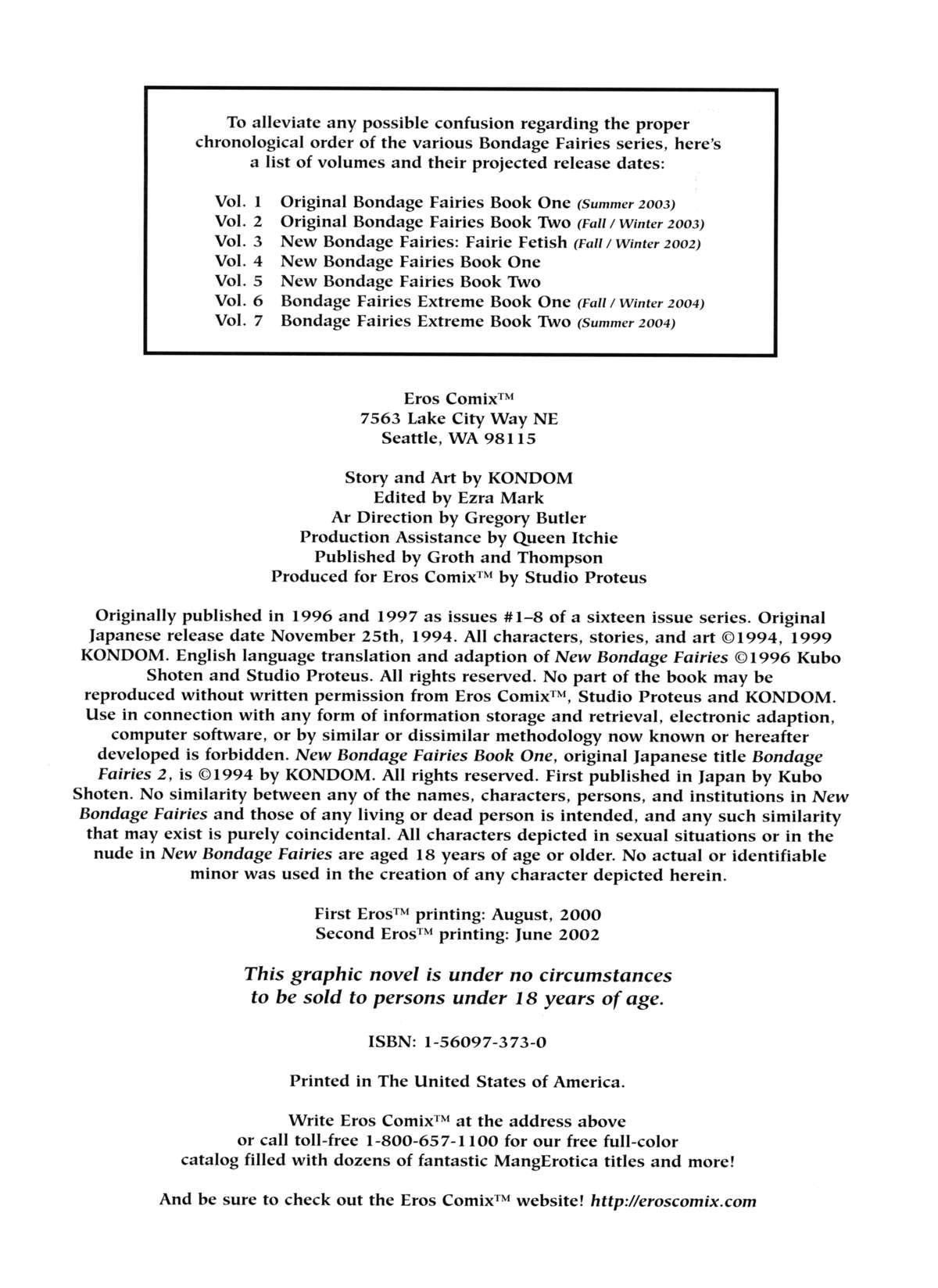 The New Bondage Fairies - Book One 3