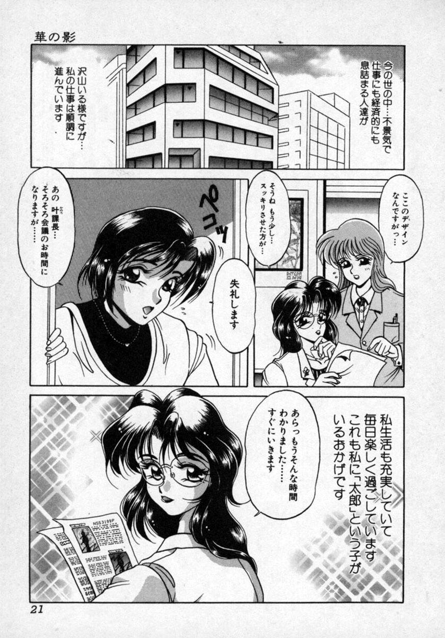 Hana no Kage   Shadow of Splendor 21