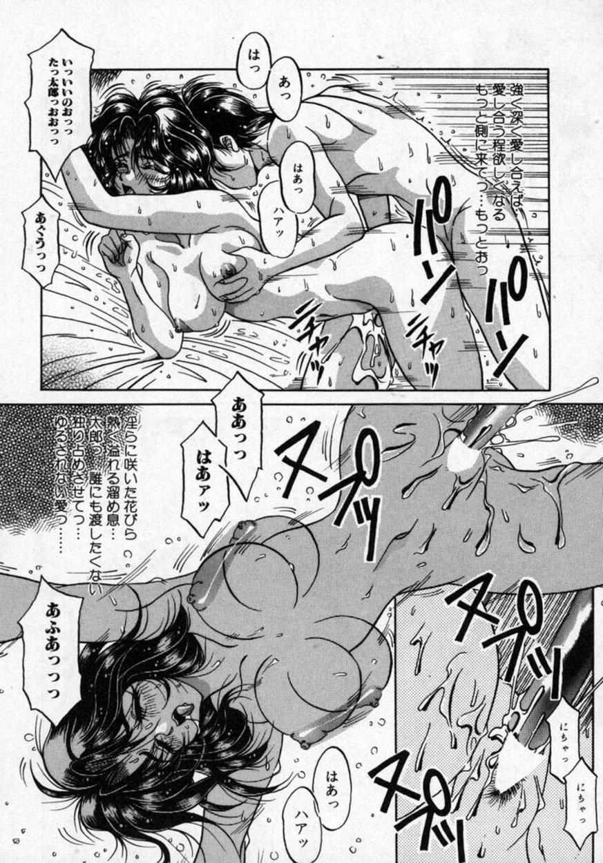 Hana no Kage   Shadow of Splendor 31