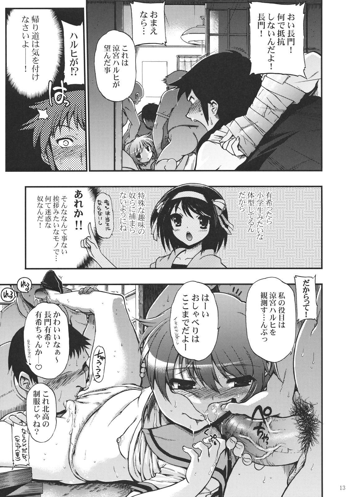 15513 Kaime no Nagato Yuki 11