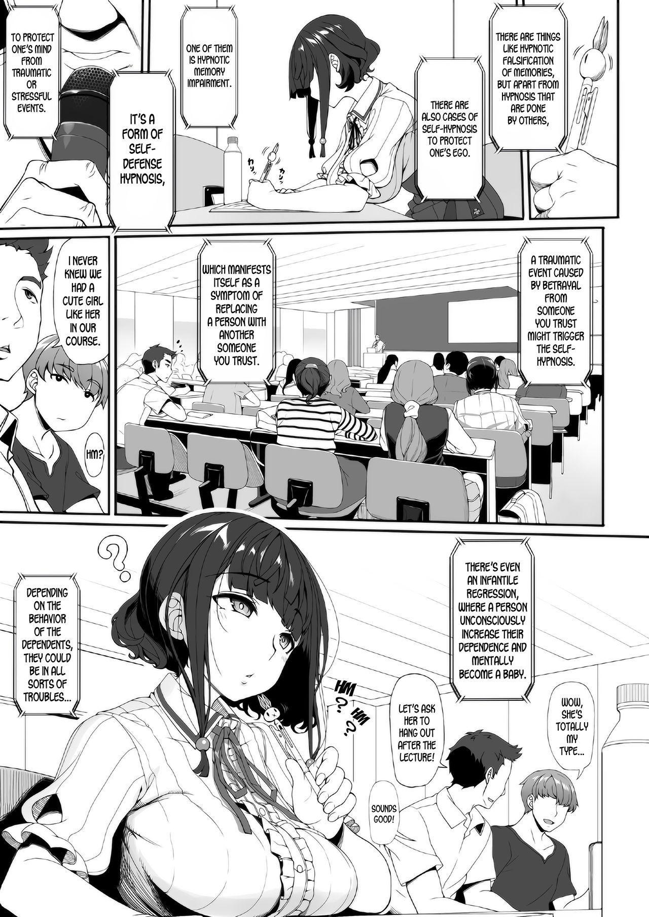 Tanetsuke Oji-san to Papakko JD Saimin Seikatsu 3