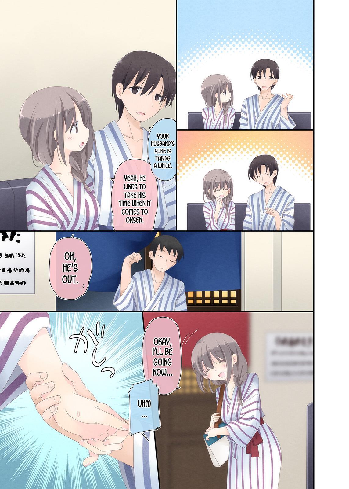 Yokkyuu Fuman na Hitozuma ga Furin Sex ni Oboreru Yoru 7
