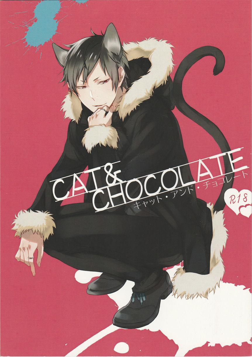 [NiCO (carameluma)] Cat&Chocolate - Durarara doujinshi (Yaoi-Sei) Japanese 0