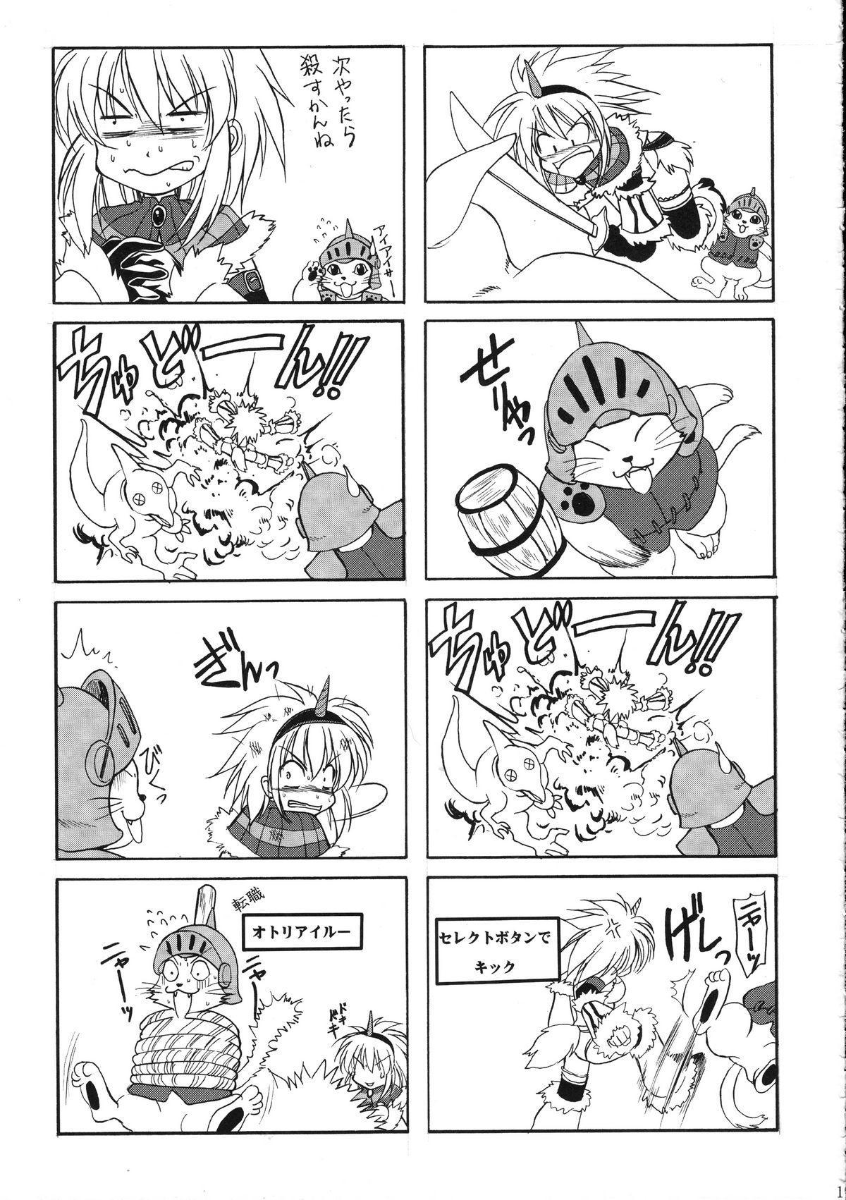 Neko Kick 19