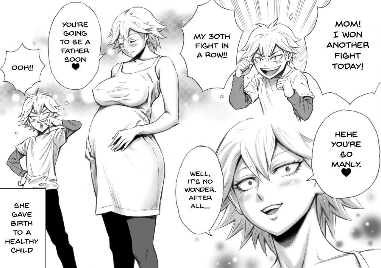 [DT Koubou (DAIGO)] Motoyan no Kaa-chan to Kozukuri Koubi   Having Baby-Making Sex With a Former Delinquent Mother [English] {Doujins.com} 18
