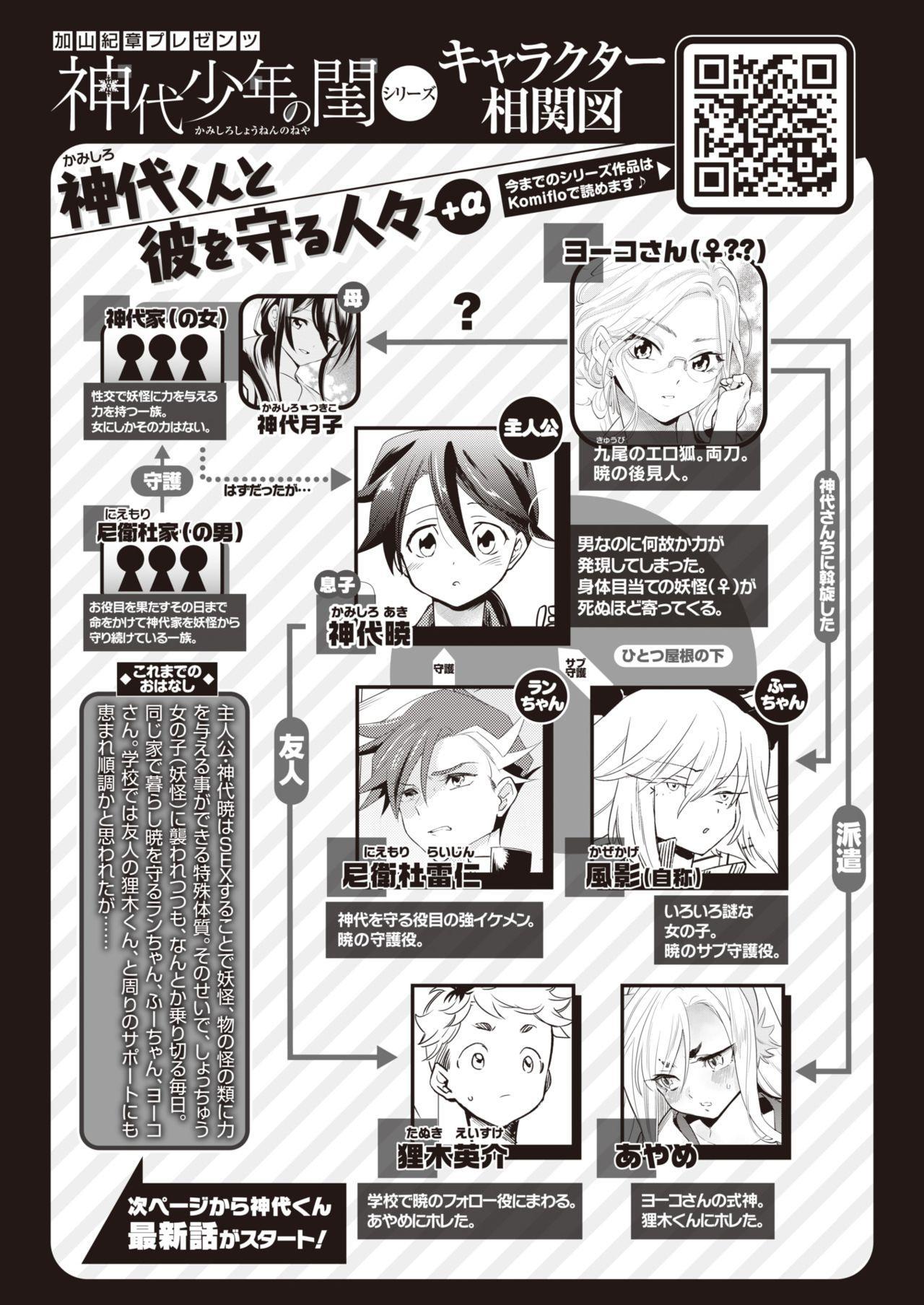 COMIC Kairakuten BEAST 2020-11 237