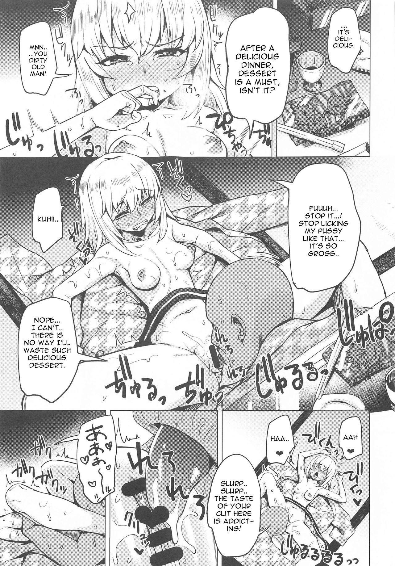 Ochi ** Onna Itsumi Erika 9