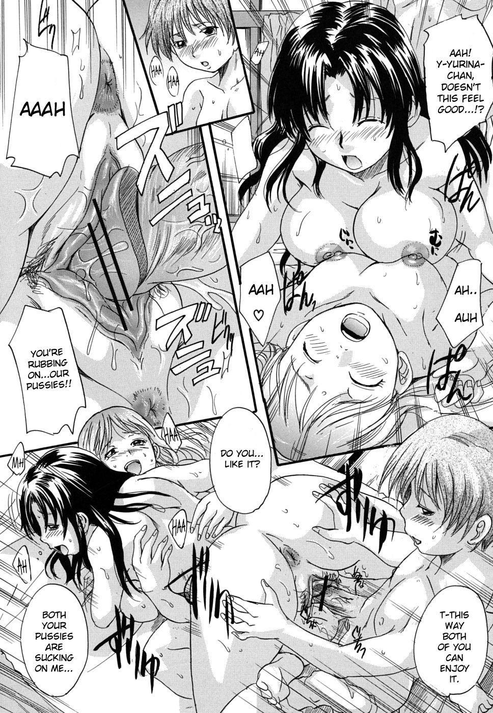[Nakayama Tetsugaku] Mitsuami Slave - Slaves With Braid Her's Hair (Braid Slave) Ch. 5-6, 8 [English] [CrowKarasu] 33
