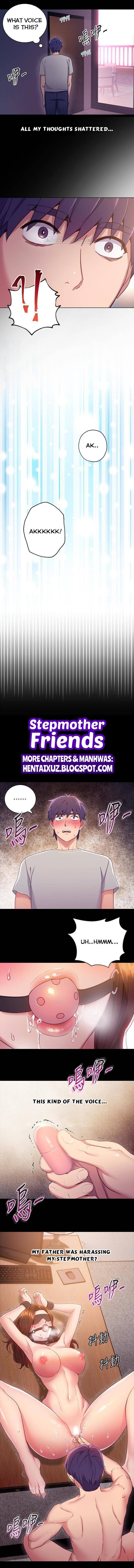 [Neck Pilllow] Stepmother Friends Ch.40/? [English] [Hentai Universe] NEW! 22/10/2020 101