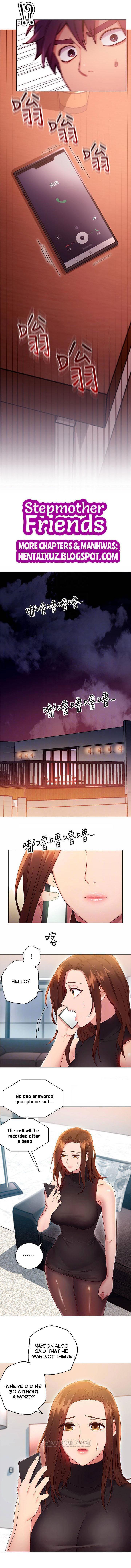 [Neck Pilllow] Stepmother Friends Ch.40/? [English] [Hentai Universe] NEW! 22/10/2020 123