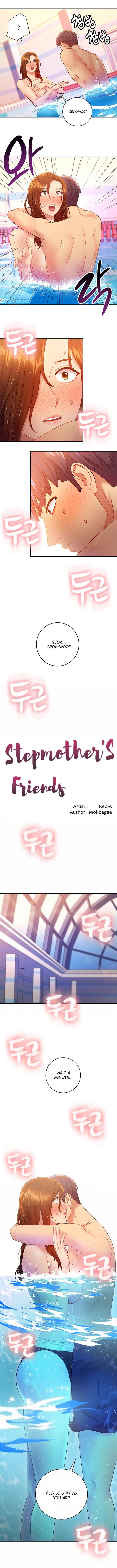 [Neck Pilllow] Stepmother Friends Ch.40/? [English] [Hentai Universe] NEW! 22/10/2020 317