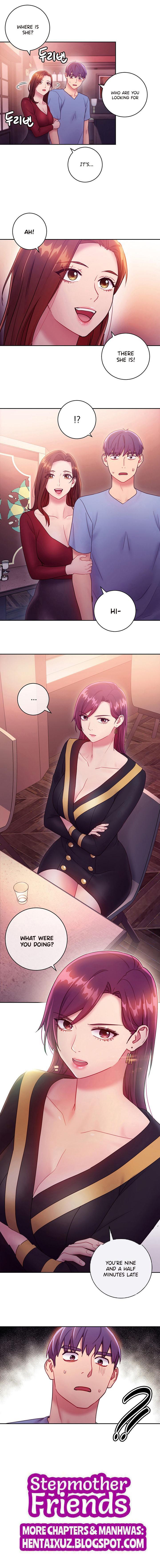 [Neck Pilllow] Stepmother Friends Ch.40/? [English] [Hentai Universe] NEW! 22/10/2020 326