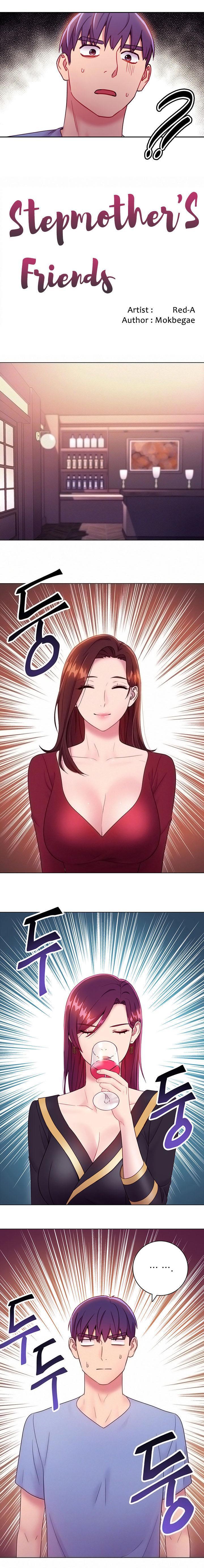 [Neck Pilllow] Stepmother Friends Ch.40/? [English] [Hentai Universe] NEW! 22/10/2020 327