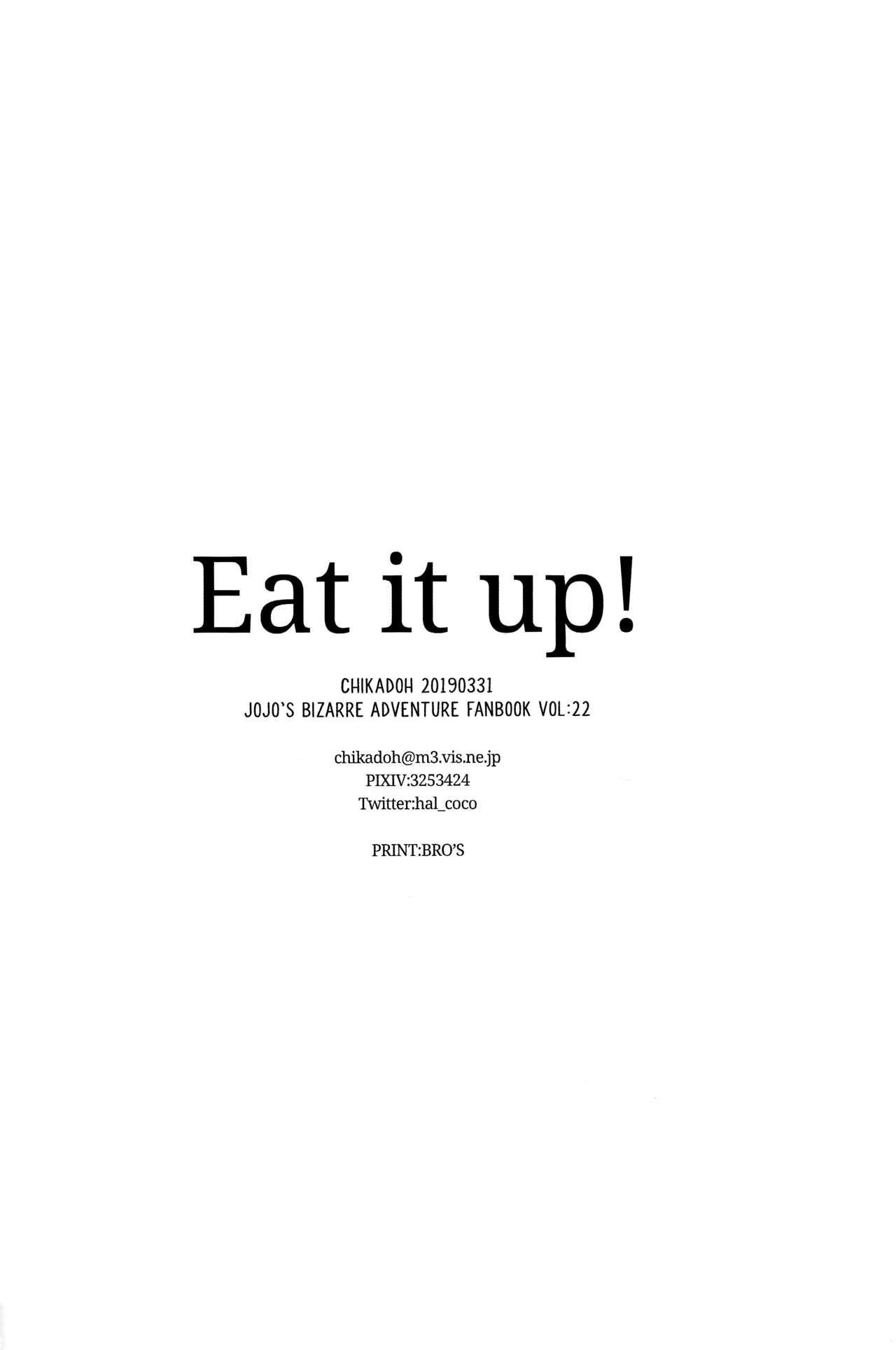 Eat it up! 28
