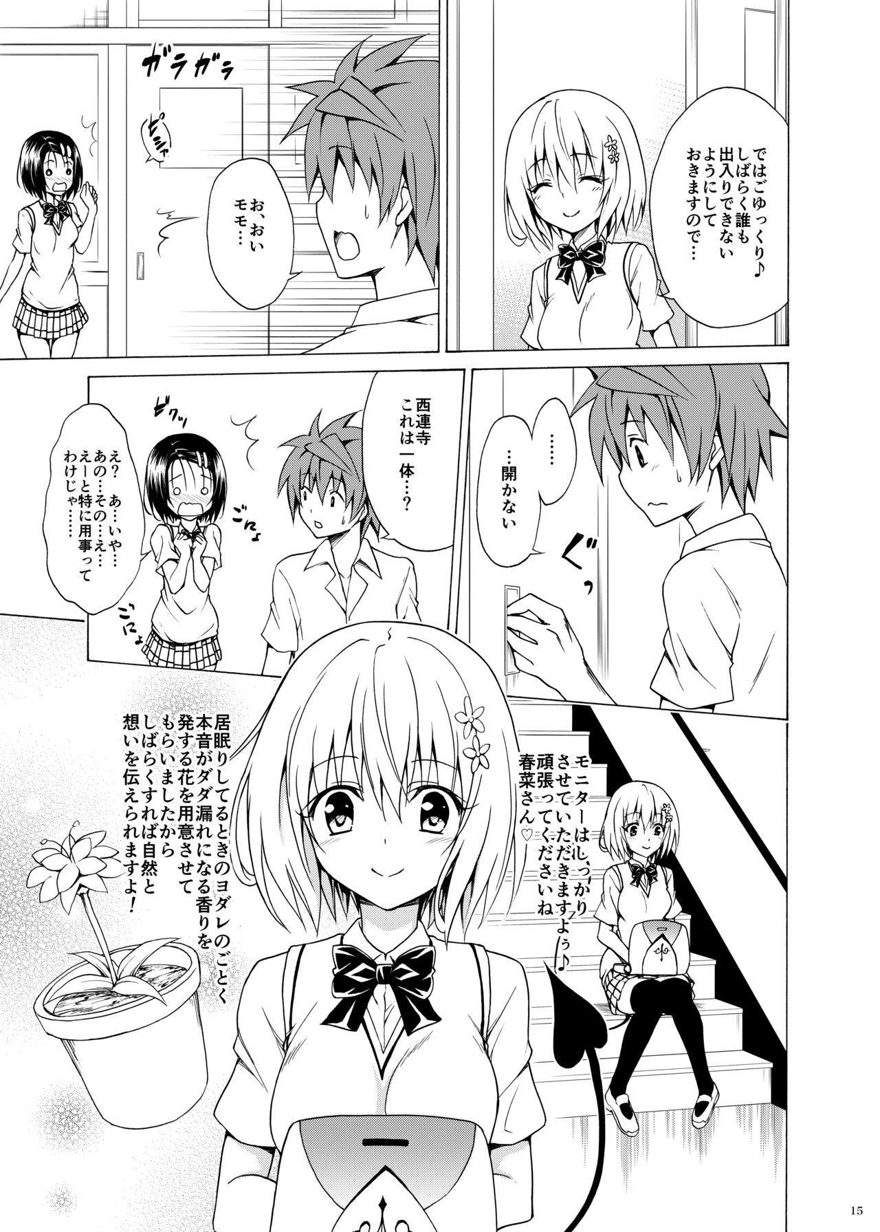 Mezase! Rakuen Keikaku Vol. 2 13