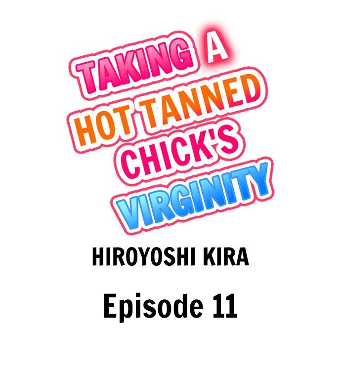 Taking a Hot Tanned Chick's Virginity 101
