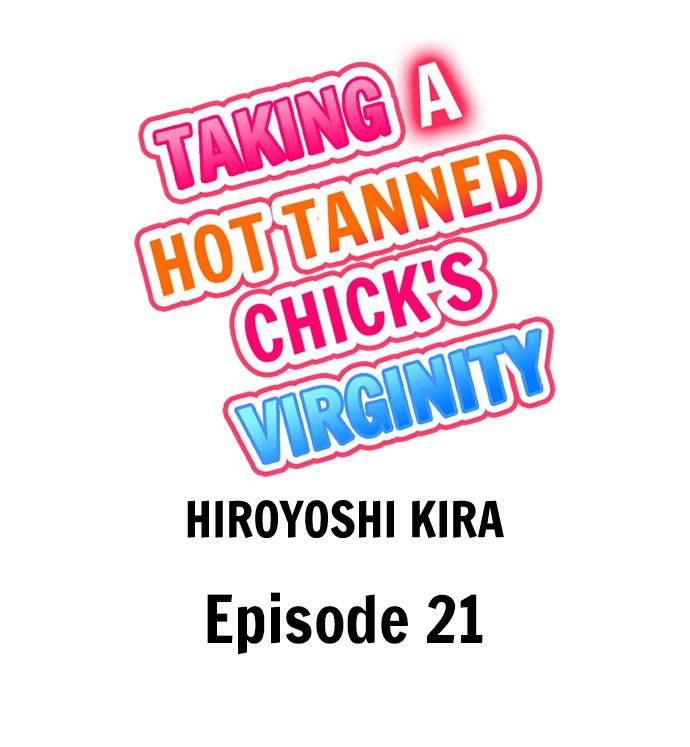 Taking a Hot Tanned Chick's Virginity 201