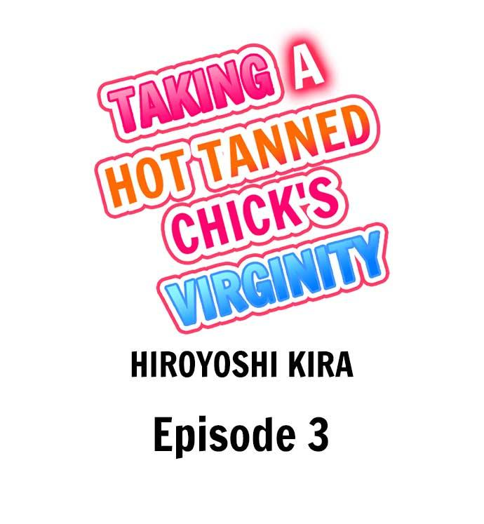 Taking a Hot Tanned Chick's Virginity 21